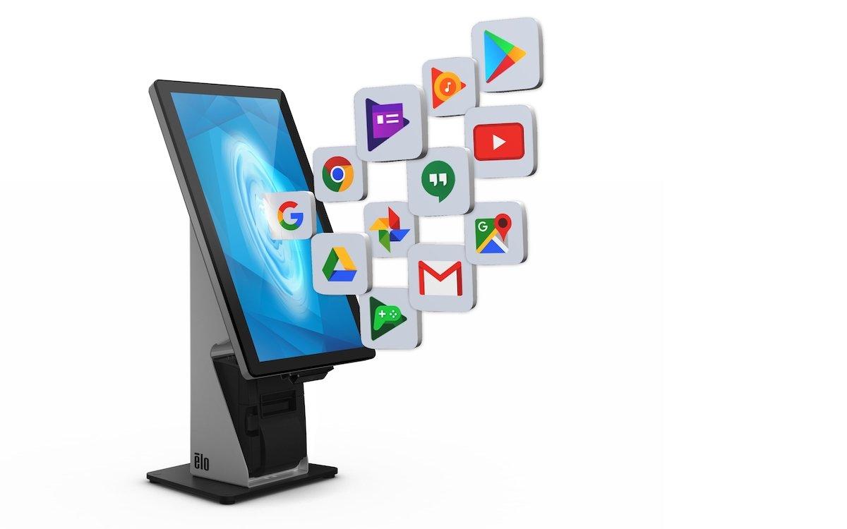 Elos neue Screens sind Google Play-zertifiziert (Foto: Elo)