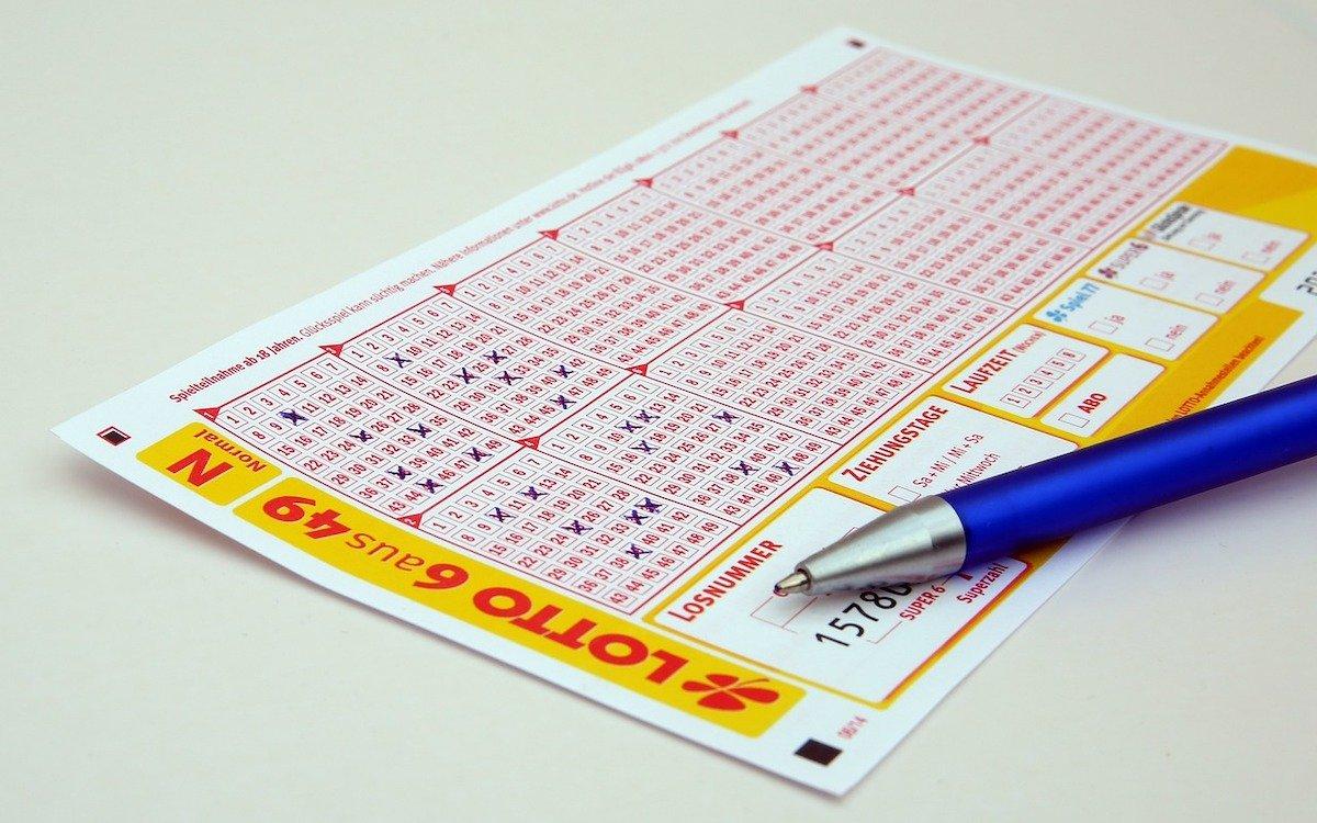 Lottoschein, Symbolbild (Foto: Pixabay / Hermann)