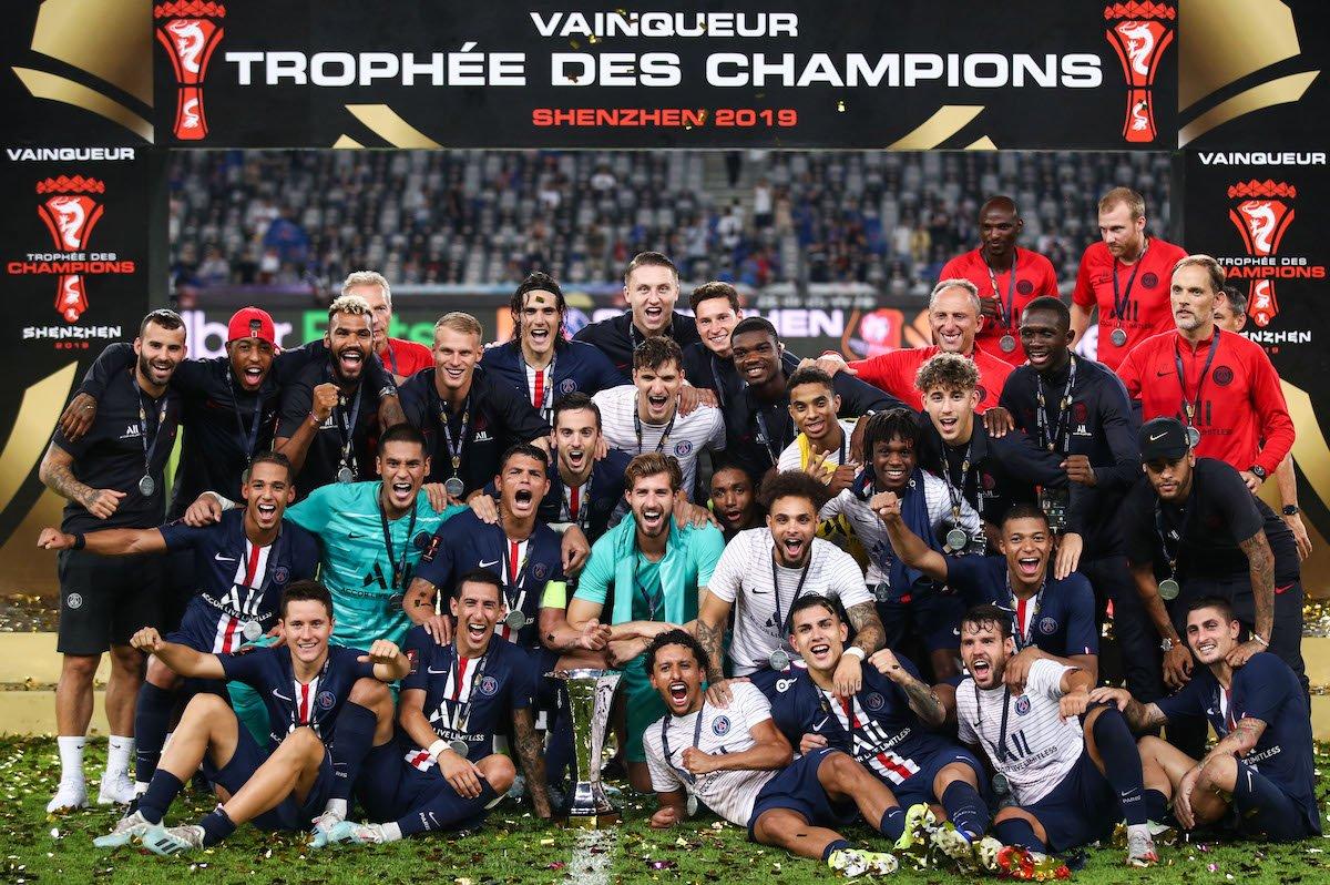 Neunter Gesamtsieg für PSG (Foto: Absen)