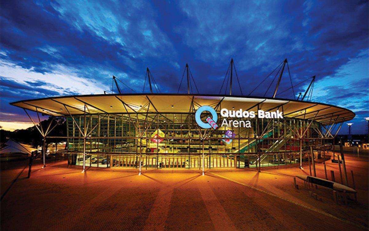 Tripleplay ist auch in der Qudos Bank Arena Sydney im Einsatz (Foto: Tripleplay)