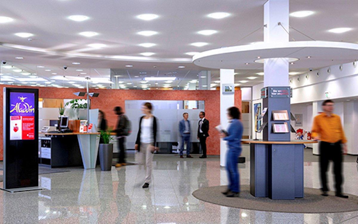 Wie bei der Sparkasse Zollernalb setzen 200 Sparkassen auf die Lösung (Foto: DSV Gruppe)