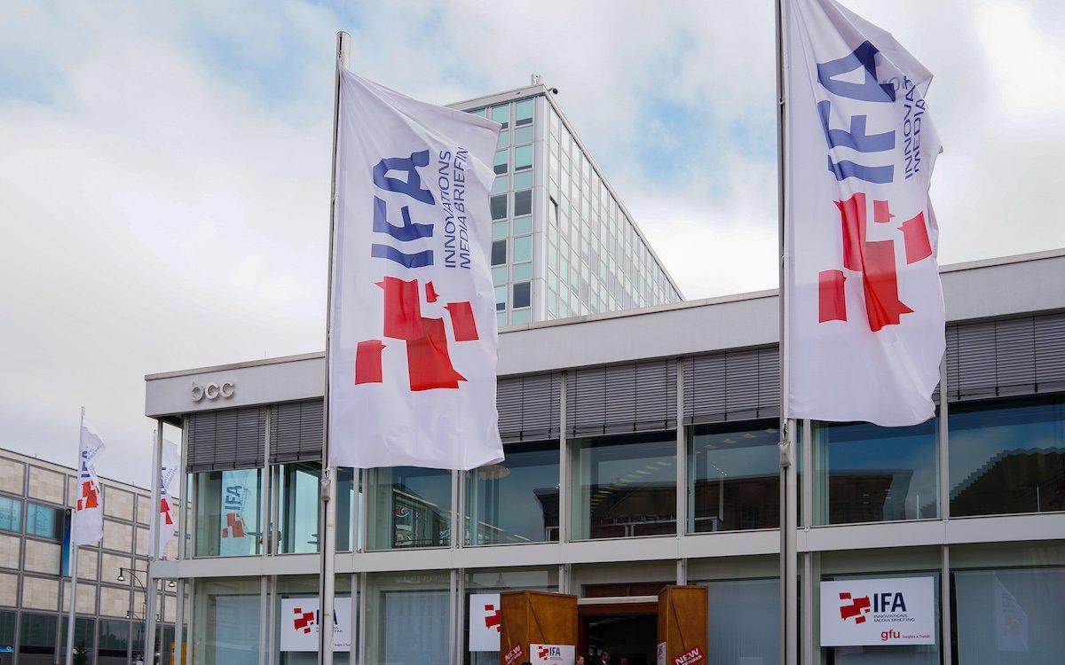 Zur IFA 2019 kündigt Epson neue Projektoren an (Foto: IFA)