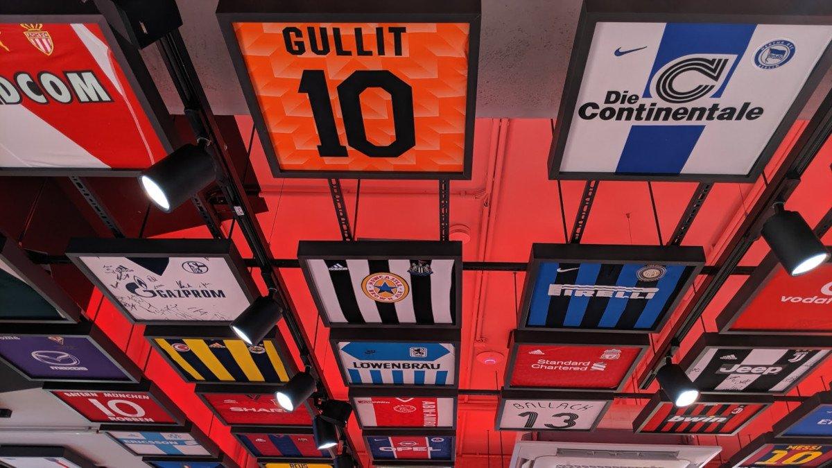 Iconic Jerseys - jedes Trikot erzählt eine Geschichte (Foto: invidis)