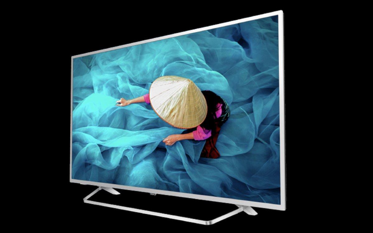 Der MediaSuite Pro TV 65HFL6014U wird in Berlin ebenso gezeigt wie LED-Lösungen (Foto: Philips PDS)