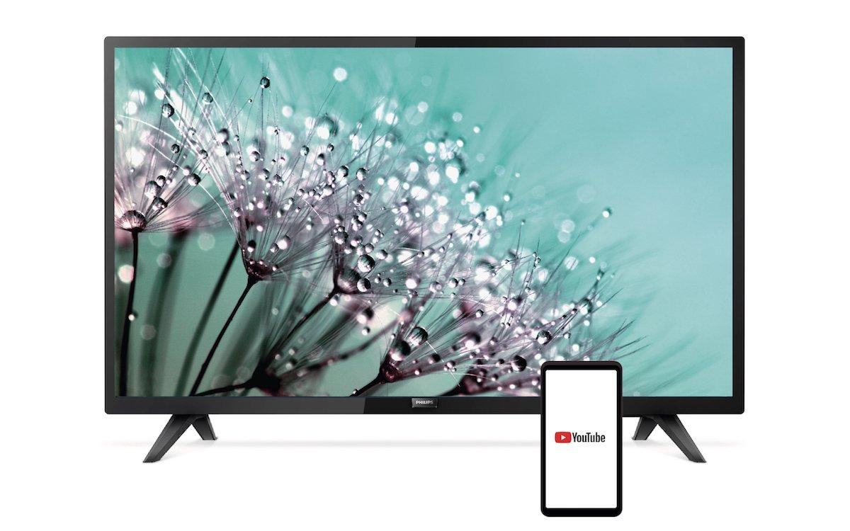 Die neue Professional TV Serie erlaubt nun Streaming eigener Nutzerinhalte in Qualitäten bis zu 4K (Foto: Philips PDS)