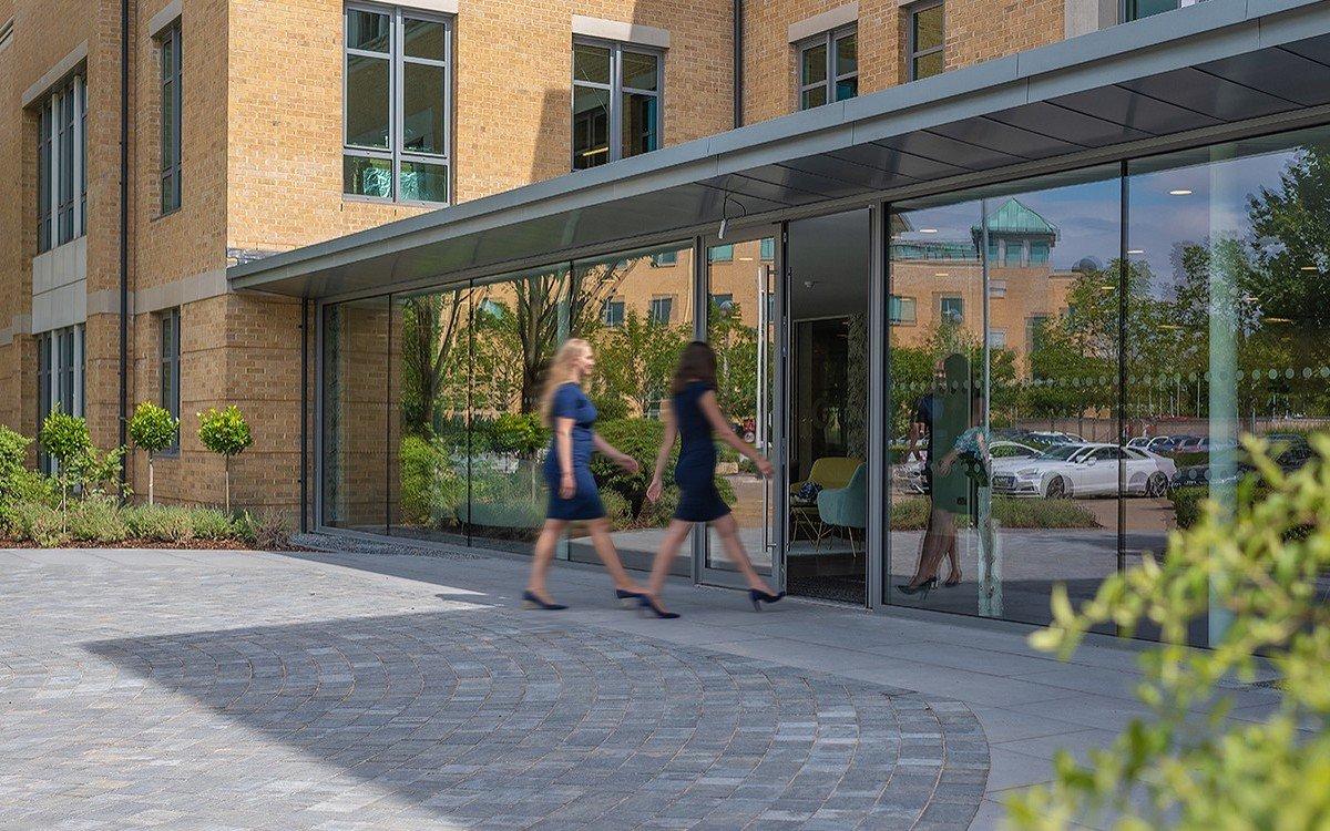 In Camberley hat Avocors EMEA-Zentrale ihren neuen Sitz (Foto: Arena Business Centres)
