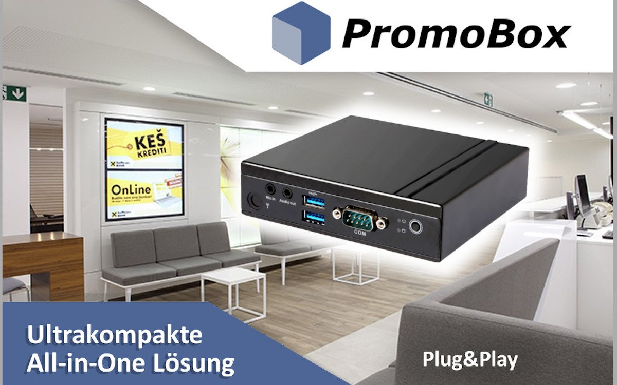 Neue PromoBox von STiNO (Foto: STiNO)
