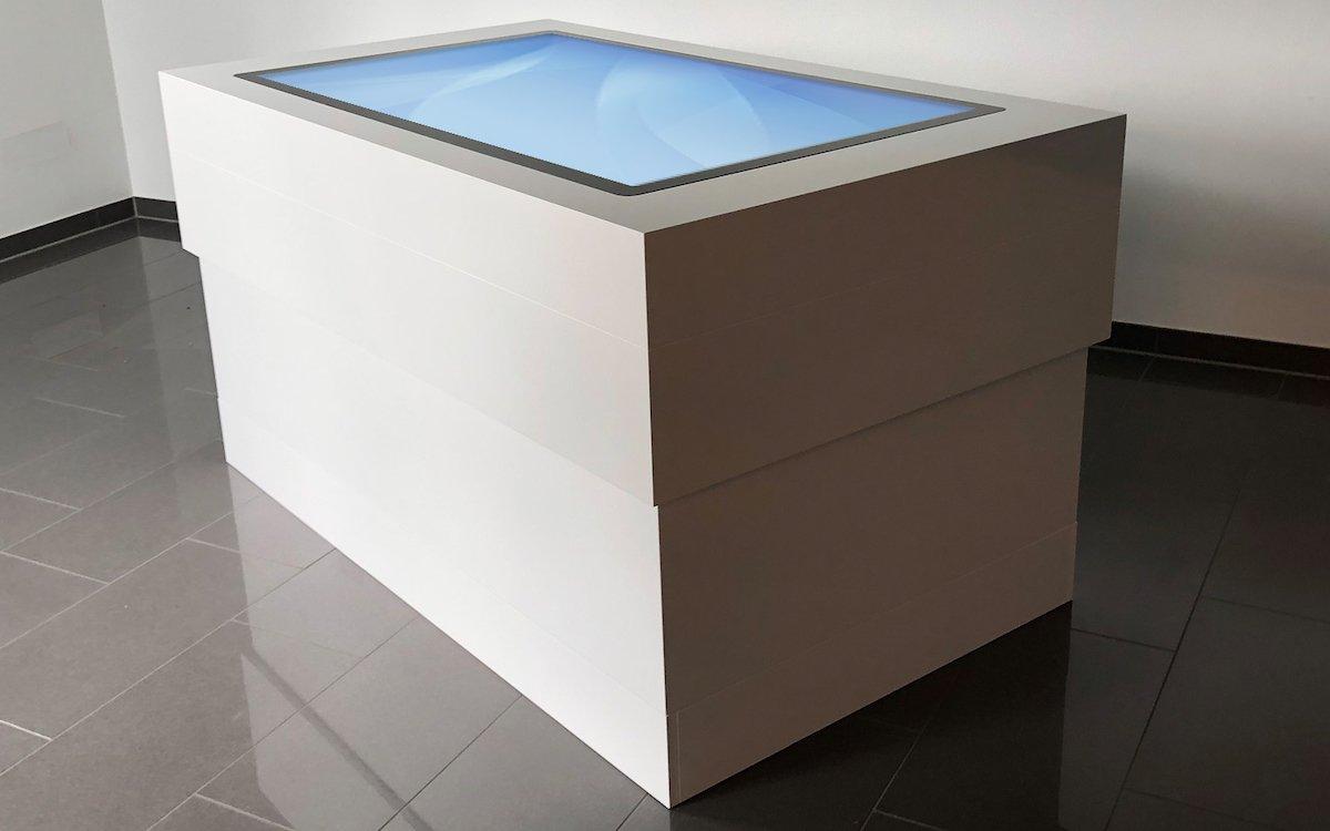 """Neuer Touchtisch """"Sephi Hub"""" (Foto: Werkstation)"""