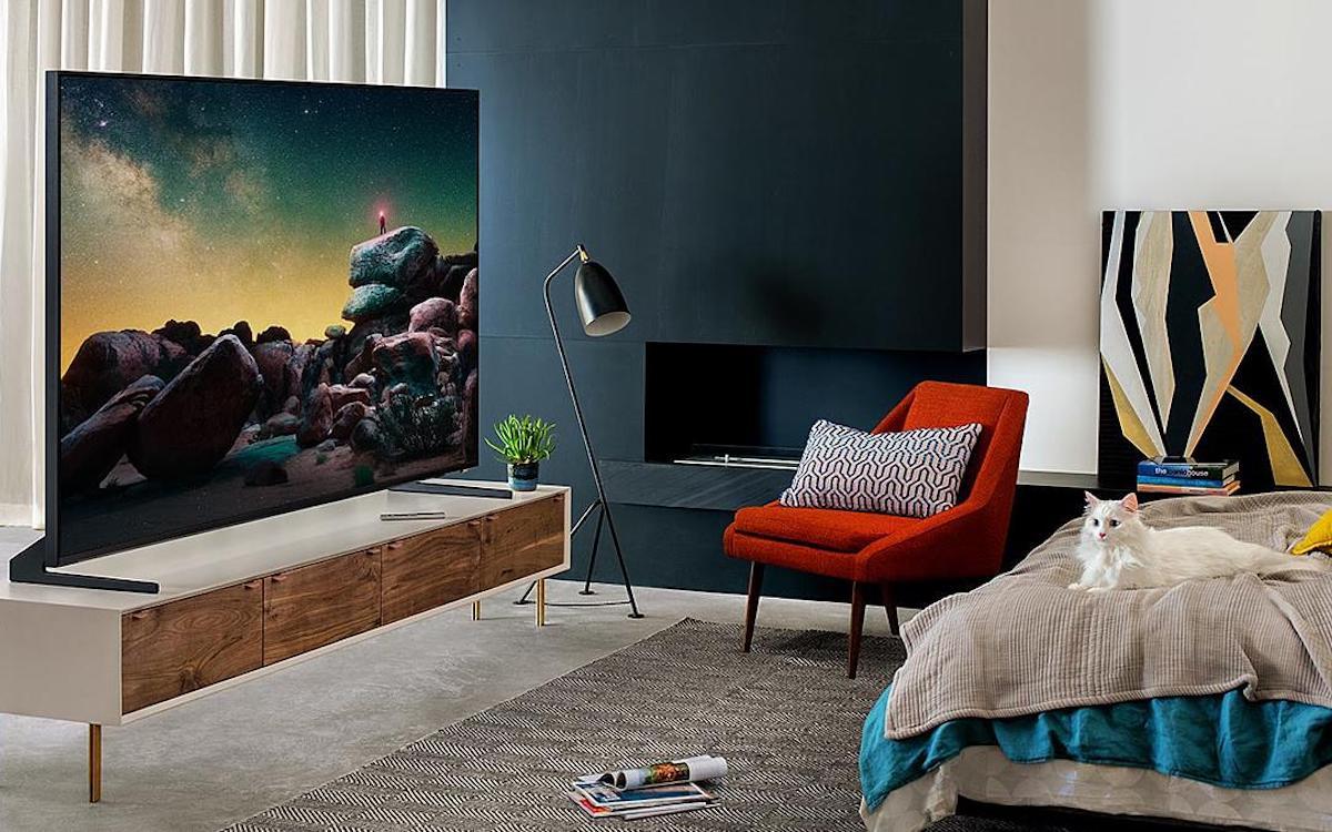 Premiere auf der IFA hat der 8K QLED TV GQ55Q950R (Foto: Samsung)