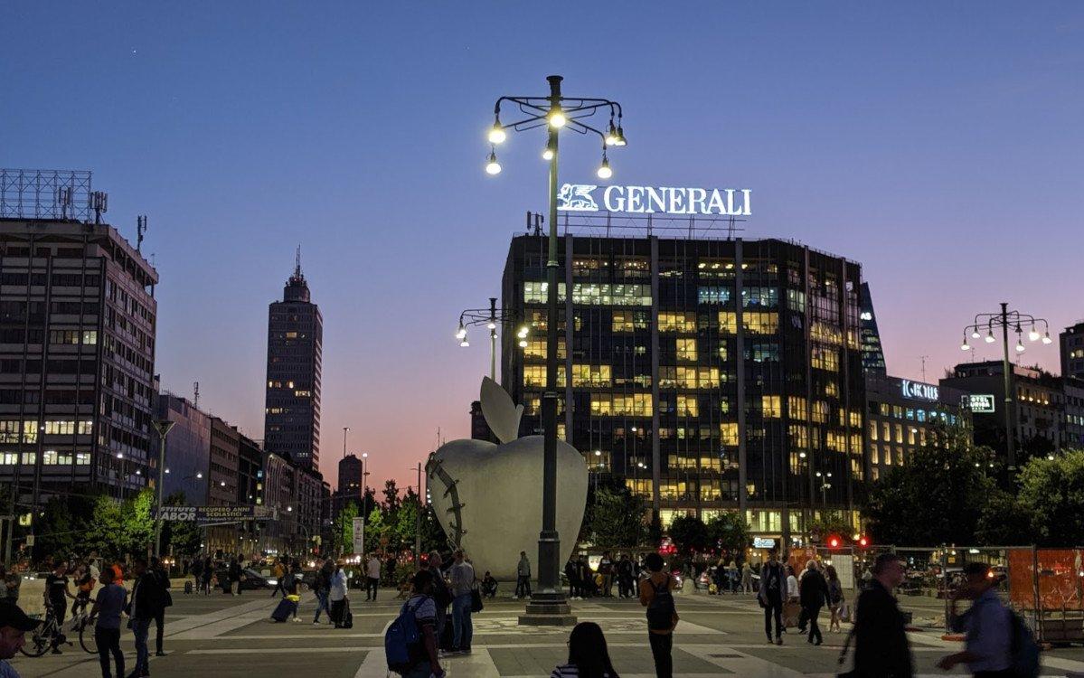 Nach Mailand lud LG zum Tech Seminar (Foto: invidis)