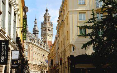 Altstadt von Lille, Symbolbild (Foto: Pixabay / VIVIANE6267)