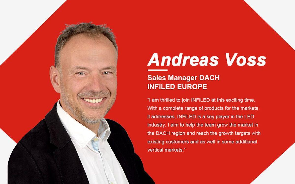 Andreas Voss (Foto / Grafik: INFiLED)