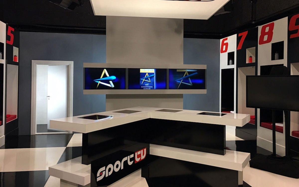 Die Ansteuerung von Screens und Video Walls bei AMC erfolgt nun via CORIOmaster (Foto: tvONE)