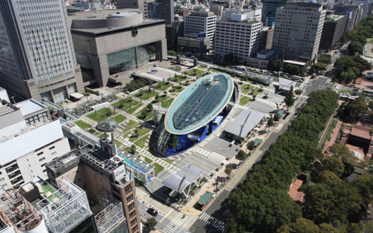 In Nagoya baut MCDecaux ein neues DooH-Netz auf (Foto: MCDecaux)