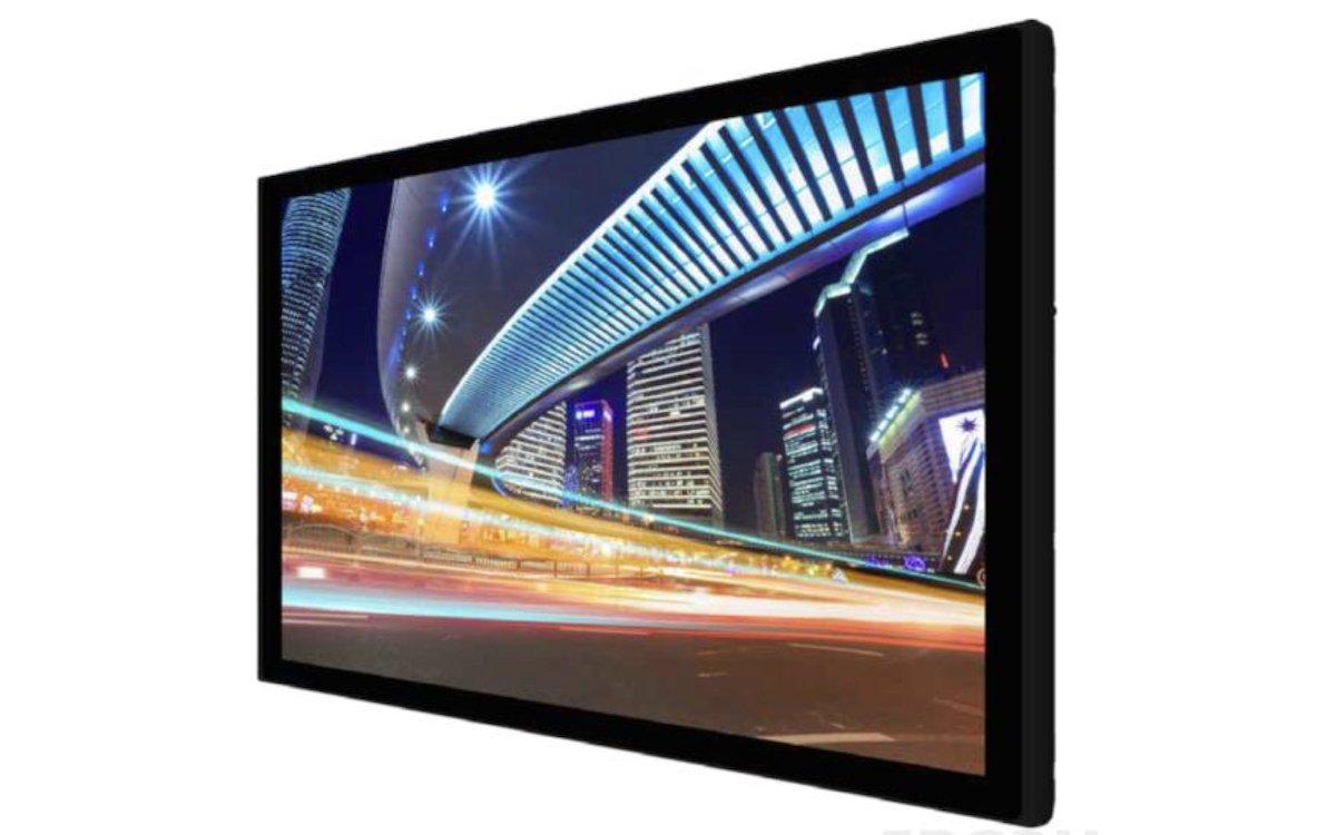 Neuer 4K PCAP Screen W32L100-PTA1 (Foto: IPC2U)