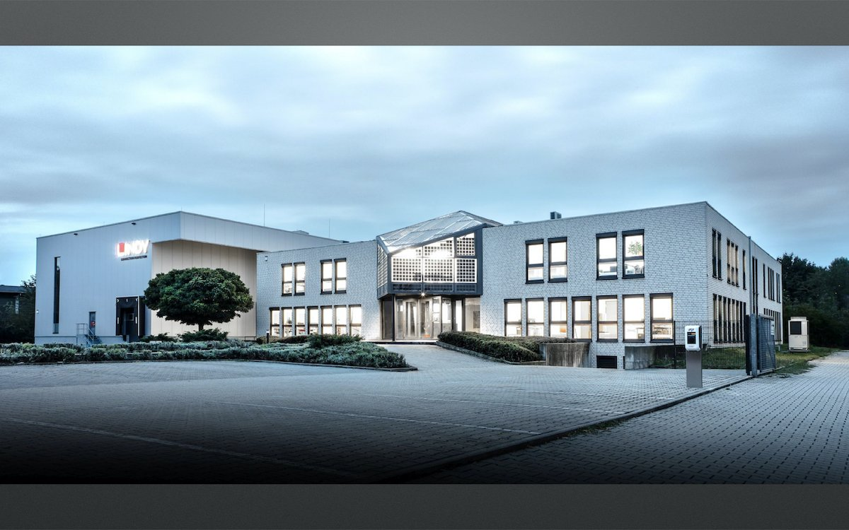 Wurde nun bezogen: neue Hauptverwaltung von Lindy (Foto: Lindy)