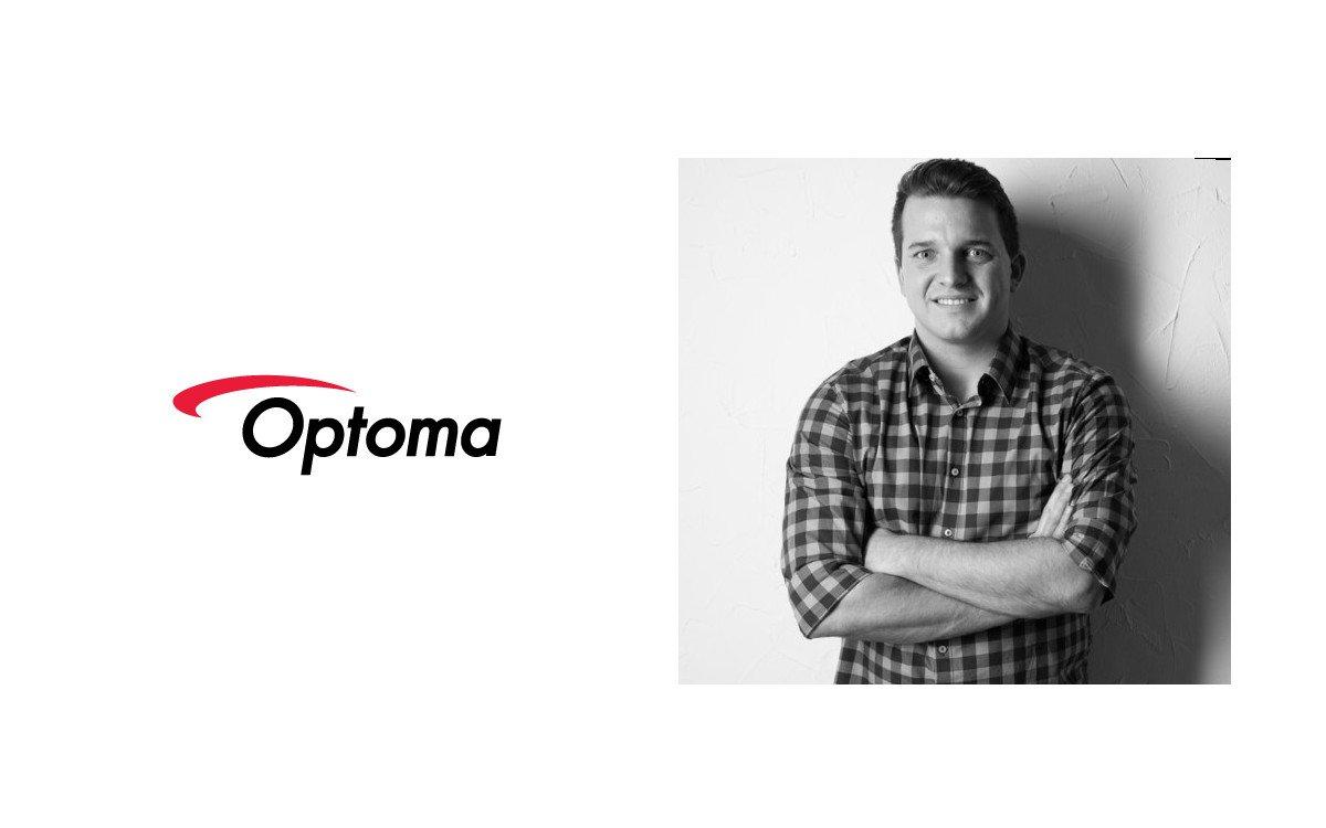 Hendrik Nietsch wechselt zu Optoma (Foto: Linkedin)