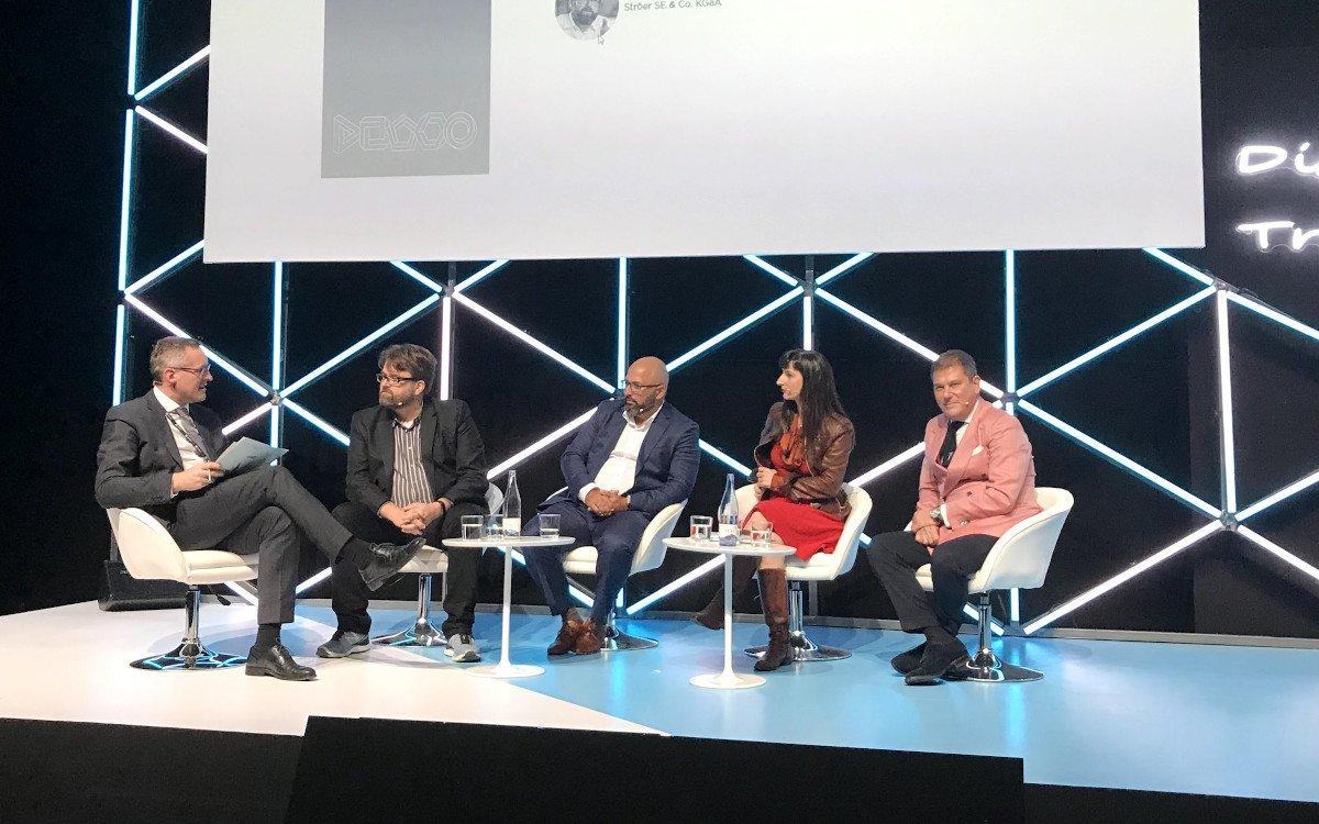 ISE Panel auf dem Smart City World Congress (Foto: invidis)