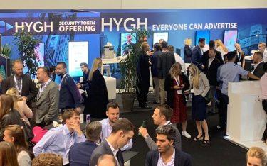 Hygh au der DMEXCO (Foto: HYGH)