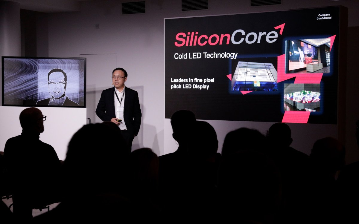 Silicon Core CEO Eric Lee (Foto: ICT)