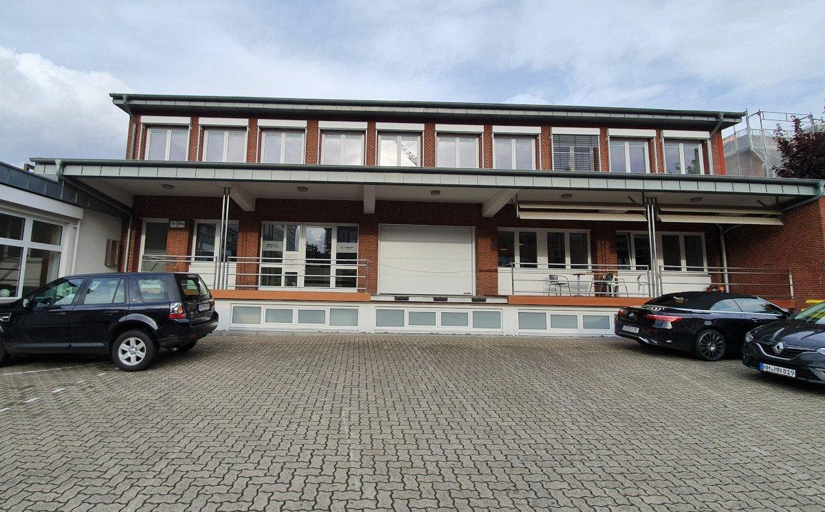 MNS Hauptsitz in Hamburg (Foto: MNS)