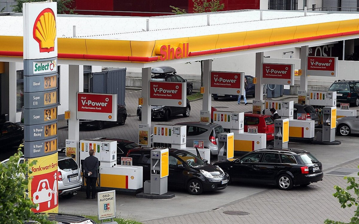 Shell Station (Foto: Shell)