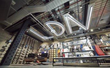 Adidas London Flagship mit über 100 digitalen Touchpoints (Foto: Adidas)