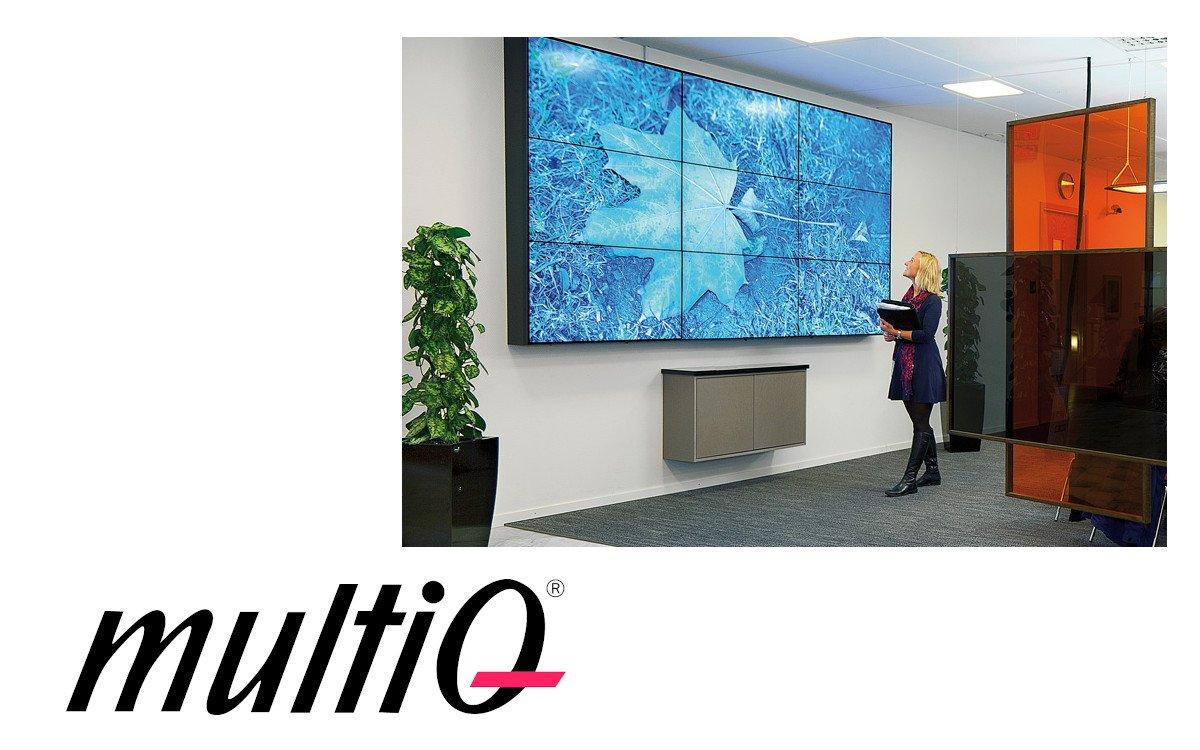 MultiQ Digital Signage (Foto: MultiQ)