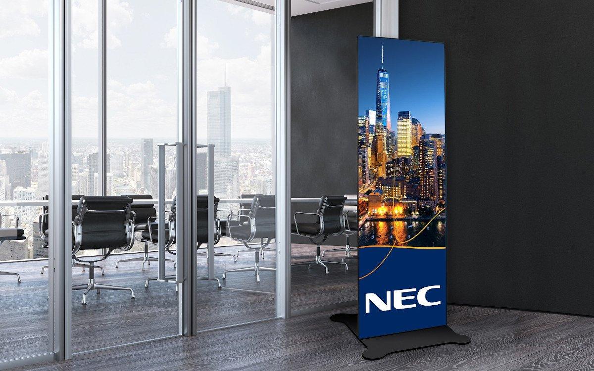 NEC Digital Poster der A-Serie (Foto: NEC)