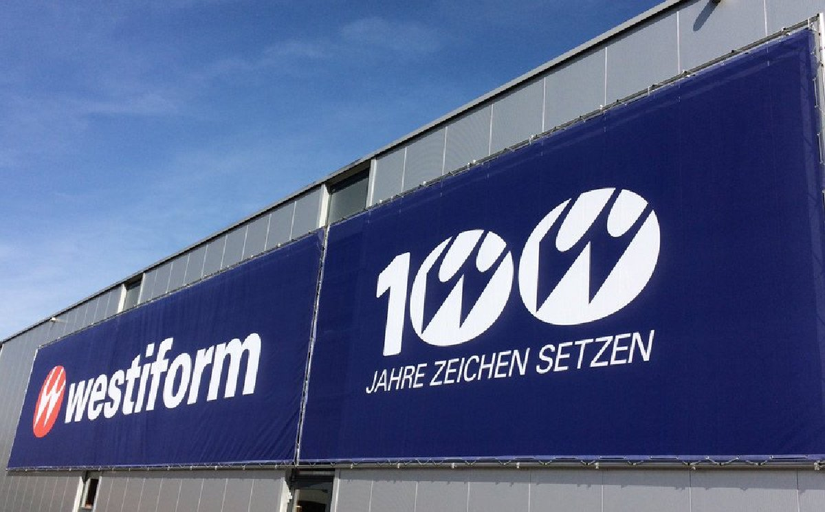 Westiform Deutschland wurde in diesem Sommer 100 Jahre alt (Foto: Westifrom)