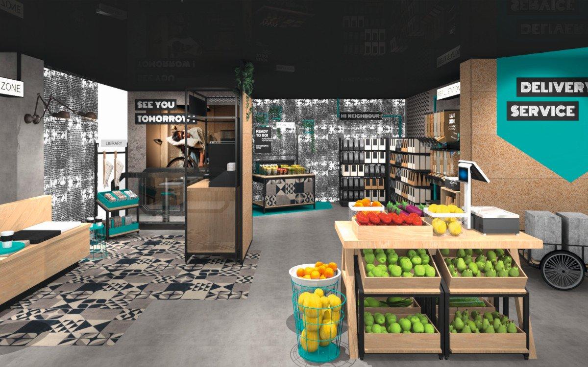 Was Kunden möchten – Urban Stores für Großstädter