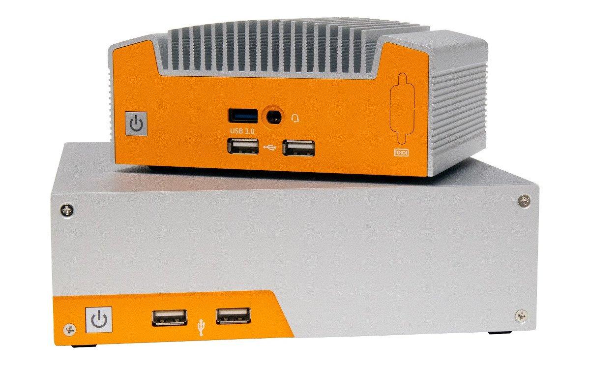 Digital Signage Mediaplayer jetzt auch mit AMD-Prozessoren (Foto: OnLogic)