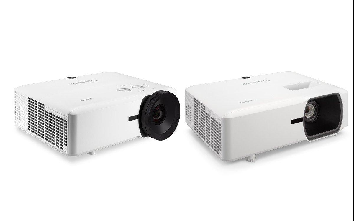 Neue 5.000 ANSI-Lumen Projektoren von Viewsonic.(Foto: Viewsonic)
