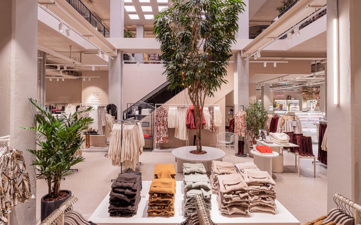 Neuer H&M Flagship in Stockholm (Foto: H&M David Thunander/Thunander at GMail.com)