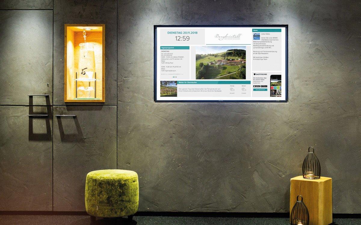 Digitale Gästebetreuung von Gastfreund (Foto: Gastfreund)