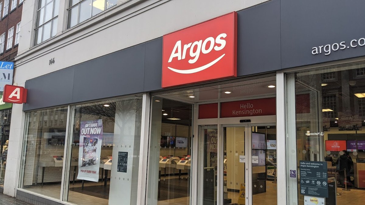 Katalog meets Digital bei Argos in London (Foto: invidis)