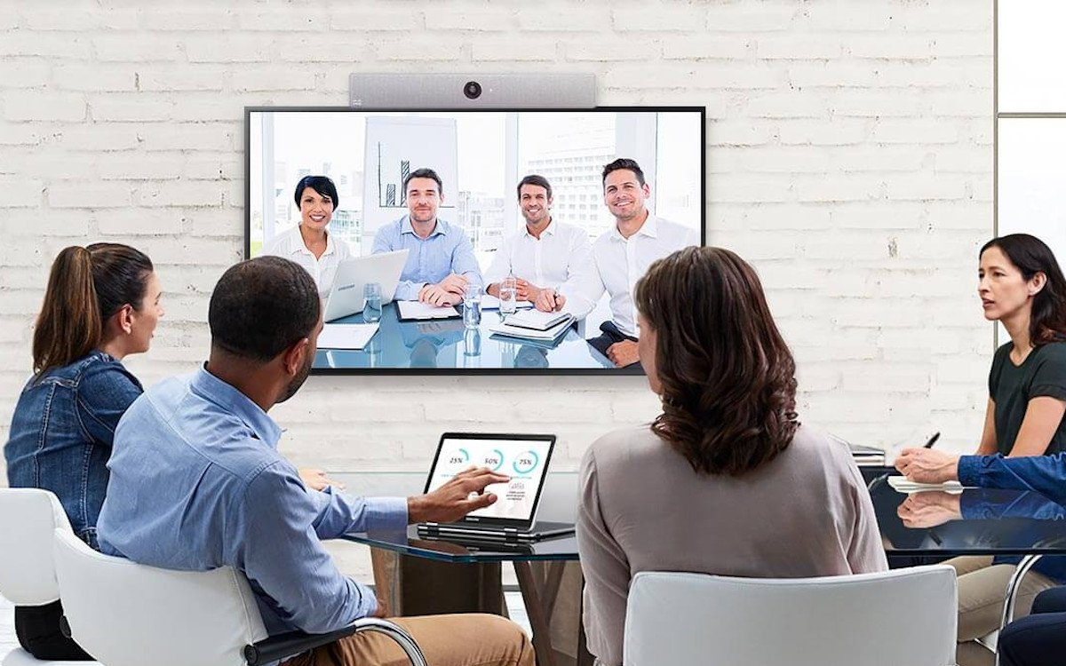 Gemeinsame Samsung und Cisco Lösung (Foto: Samsung)