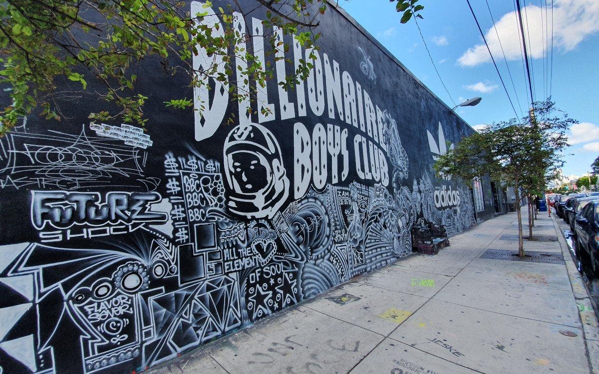 Billionaires Boys Club x adidas (Foto: umdasch)