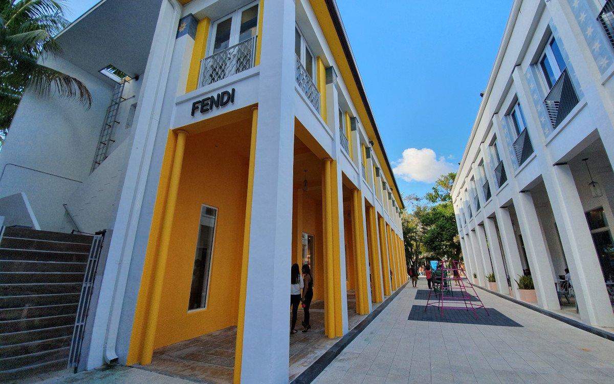 Fendi Miami Design District (Foto: umdasch)