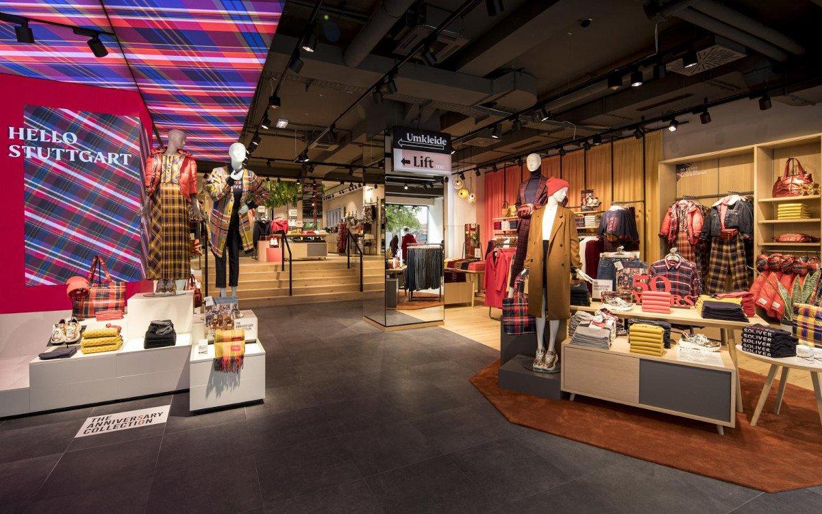 s.Oliver Concept Store in Stuttgart (Foto: Tomislav Vukosav)
