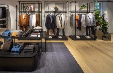 s.Oliver Concept Store in Stuttgart (Foto: Tomislav Vukosav / Umdasch)