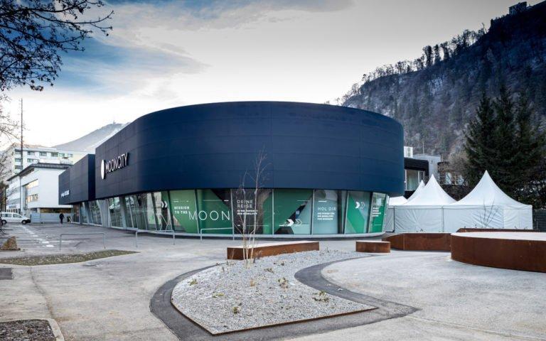 Porsche Mooncity Salzburg (Foto: Christian Houdek)