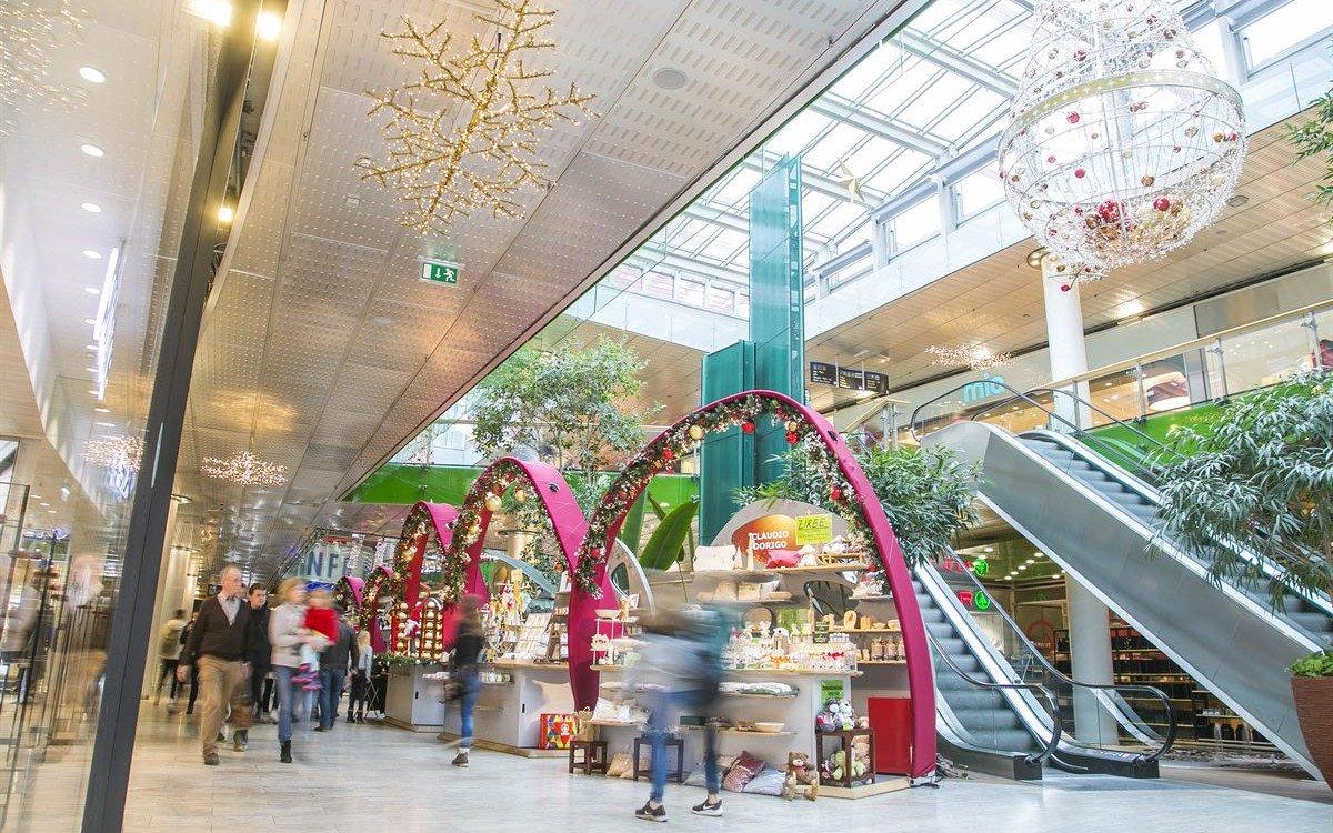 SES Europark Einkaufszentrum in Salzburg (Foto: SES)