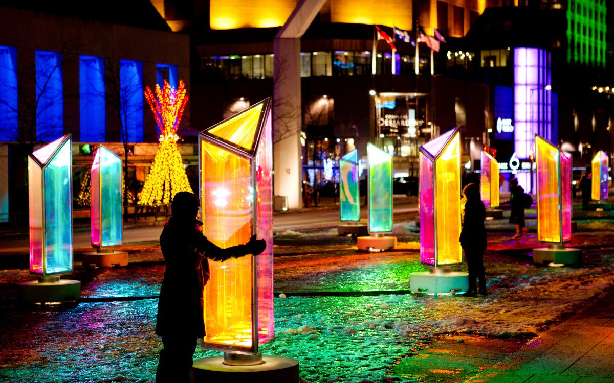 Luminothérapie:: Prismatica, by RAW Design, in collaboration with ATOMIC3 (Foto: Cindy Boyce )