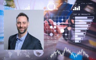 Dr: Jeremy Callner neuer Head of Data Science (Foto: APG)