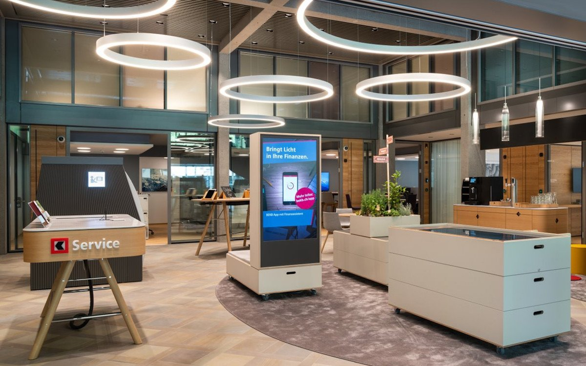 Berner Kantonalbank - Swiss Apps 2019 Shortlistnominierung (Foto: Berner Kantonalbank)