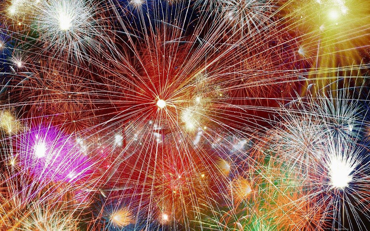 Feuerwerk (Foto: Gerd Altmann)