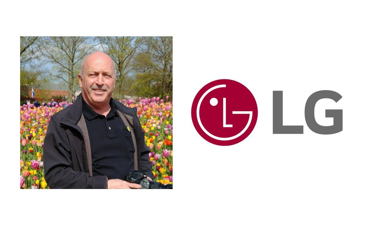 Dieter Speidel geht nach 20 Jahre LG in Rente (Foto: Privat / LG)