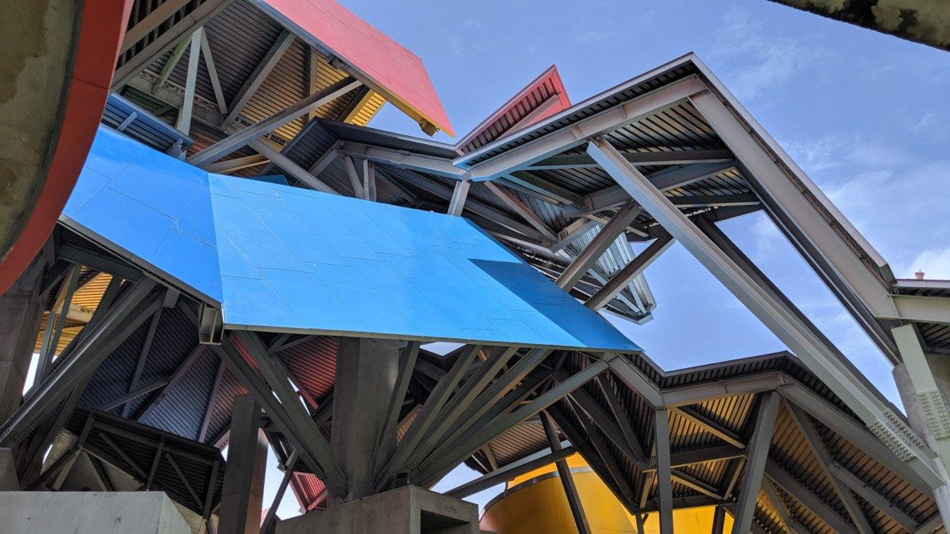 Biomuseo Panama von Frank Gehry (Foto: invidis)