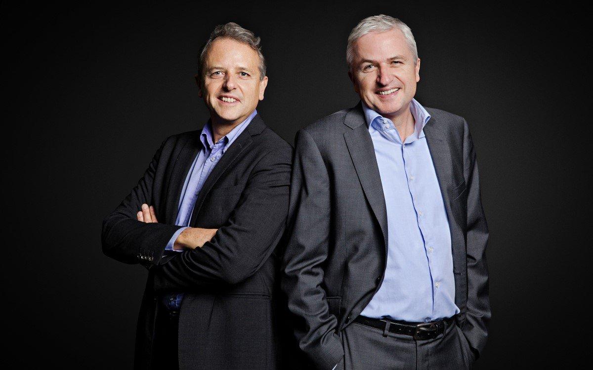 Florian Weischer und Marcus Weischer